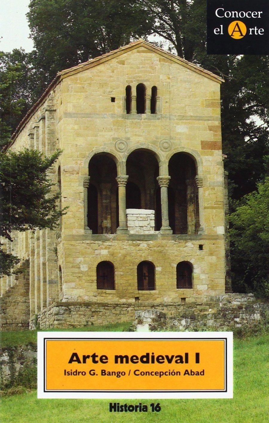 Arte medieval I Book Cover