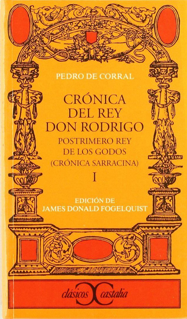 Crónica del Rey don Rodrigo, I . Book Cover