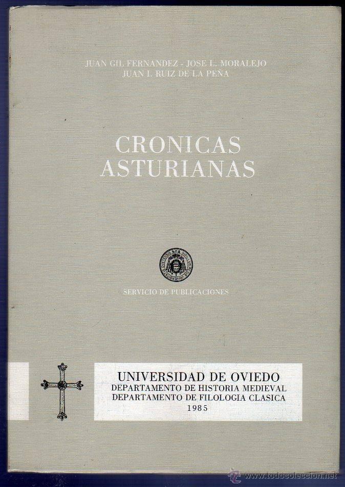 Crónicas asturianas Book Cover