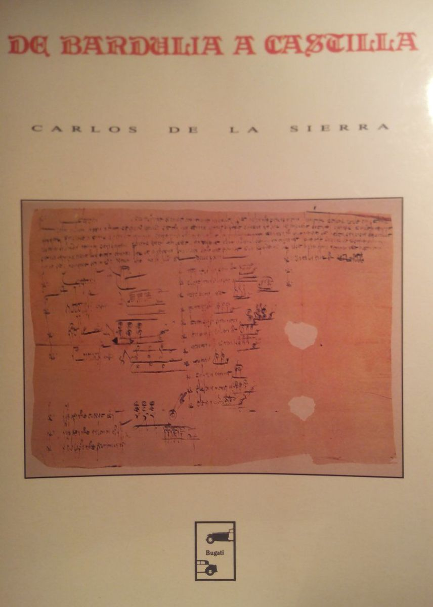 De Bardulia a Castilla - Libro