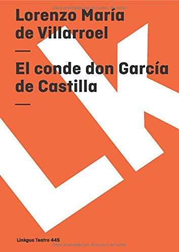 El conde don García de Castilla Book Cover