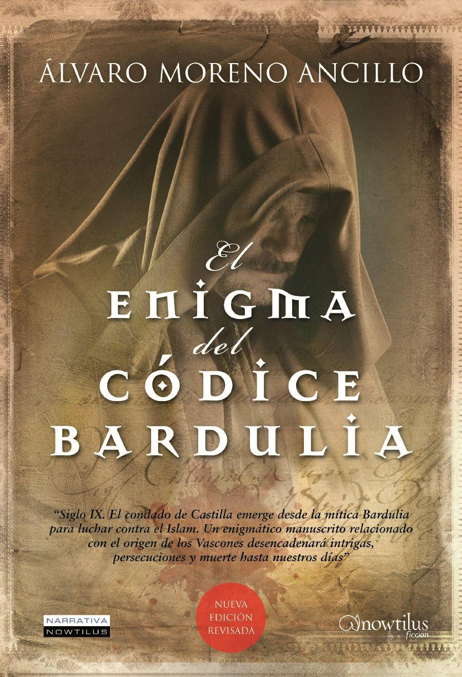 El enigma del códice Bardulia Book Cover