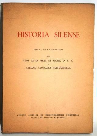 Historia Silense: Edición crítica e introducción Book Cover