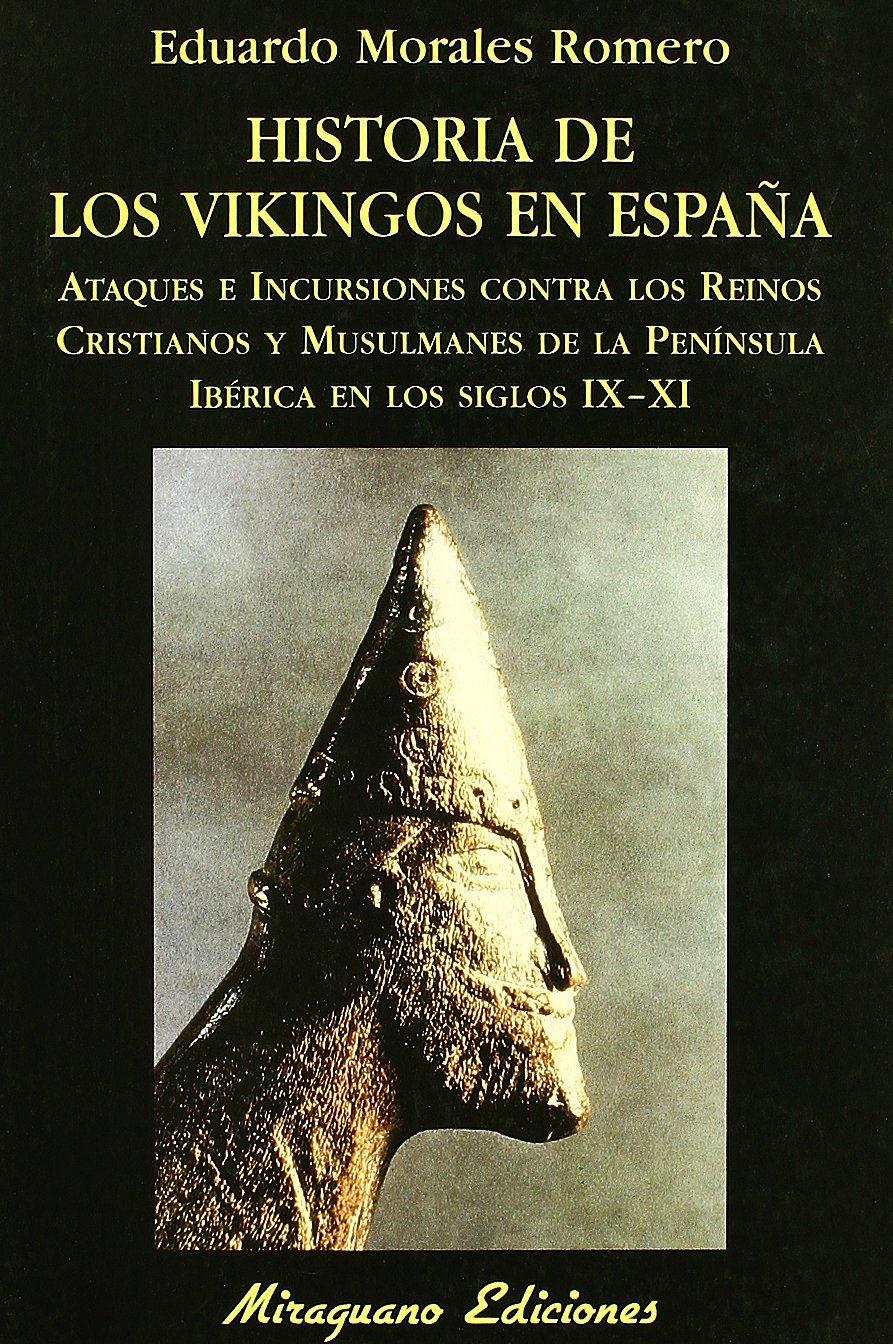 Historia de los vikingos en España Book Cover