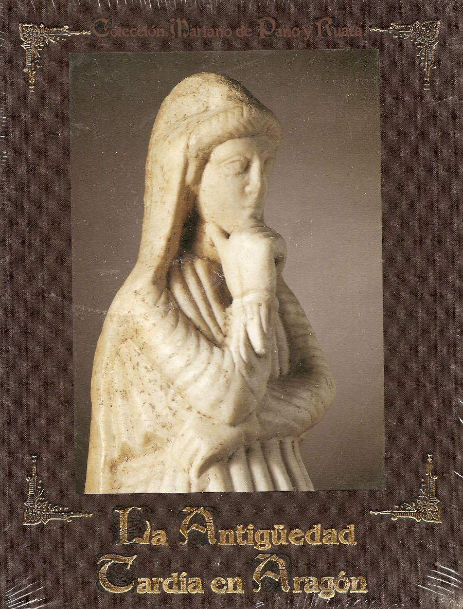 La antigüedad tardía en Aragón (284-714) Book Cover