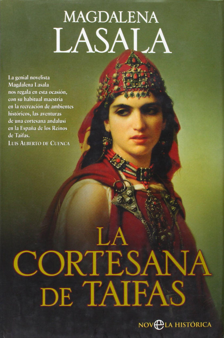 La cortesana de taifas Book Cover