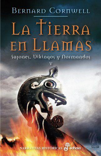 La tierra en llamas Book Cover