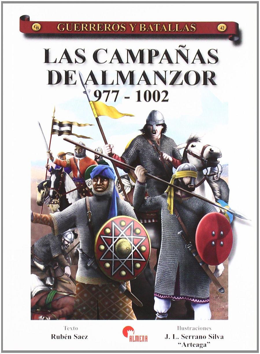 Las campañas de Almanzor 977-1002 Book Cover