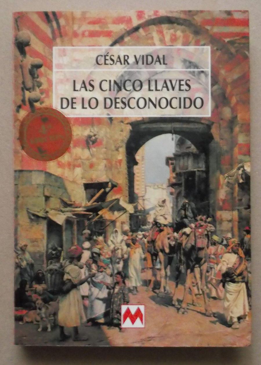 Las cinco llaves de lo desconocido Book Cover