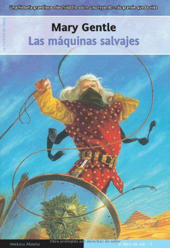 Las máquinas salvajes Book Cover