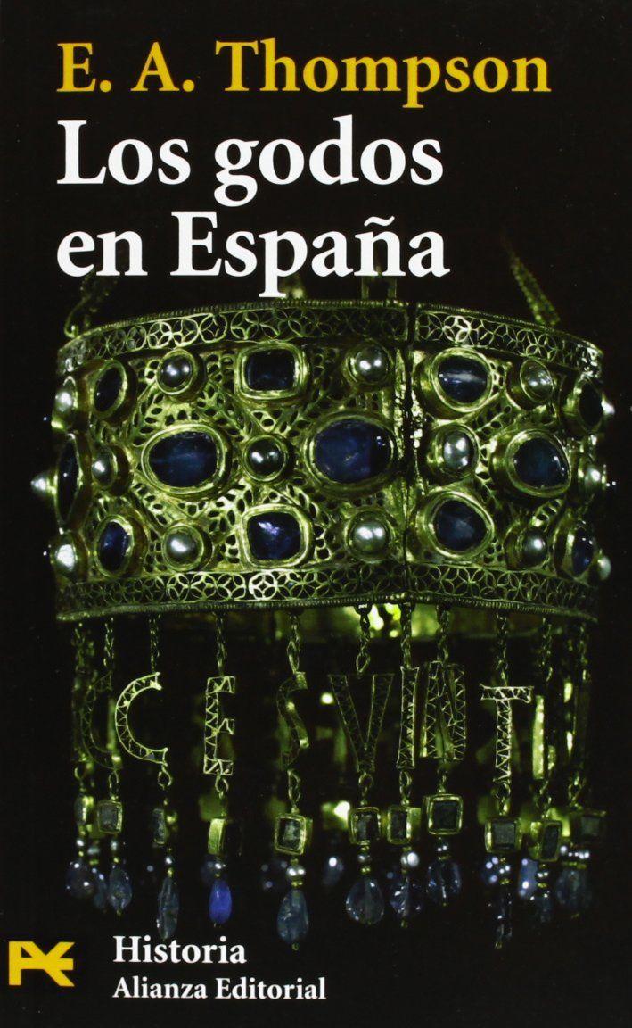 Los godos en España Book Cover