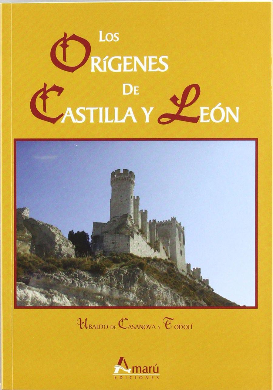 Los orígenes de Castilla y León Book Cover