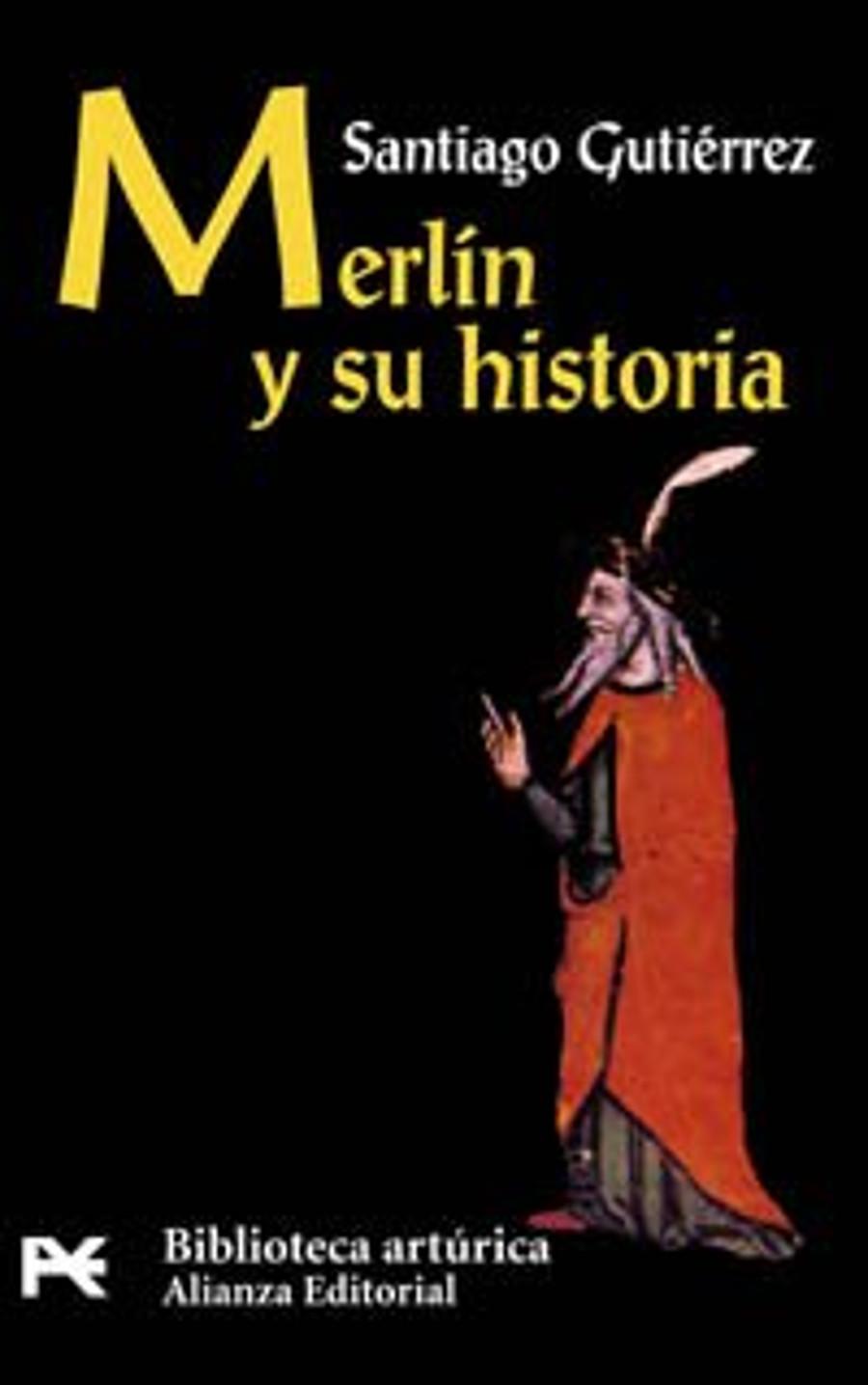 Merlín y su historia Book Cover