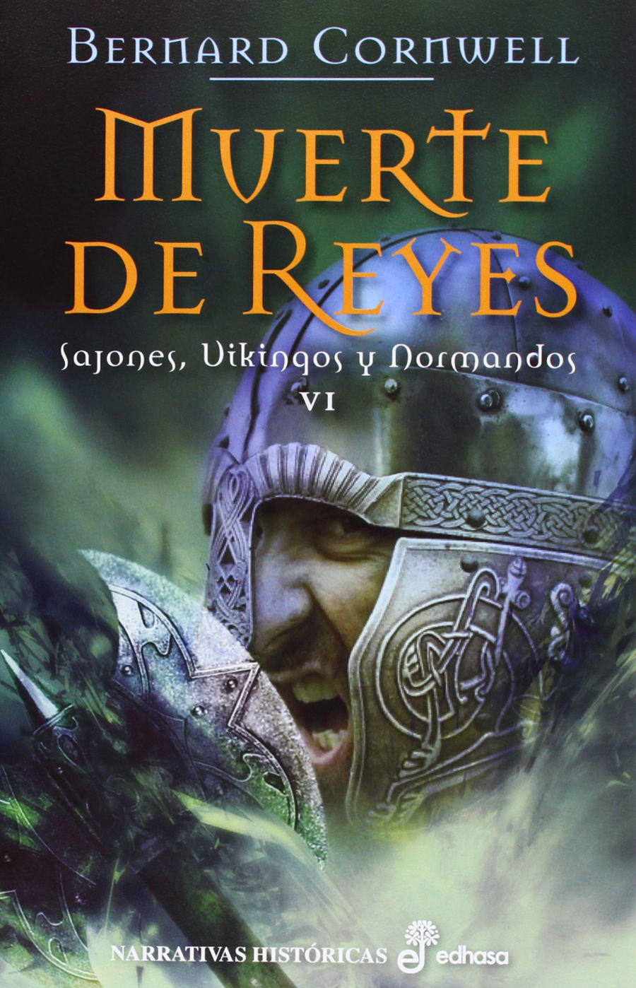 Muerte de Reyes Book Cover