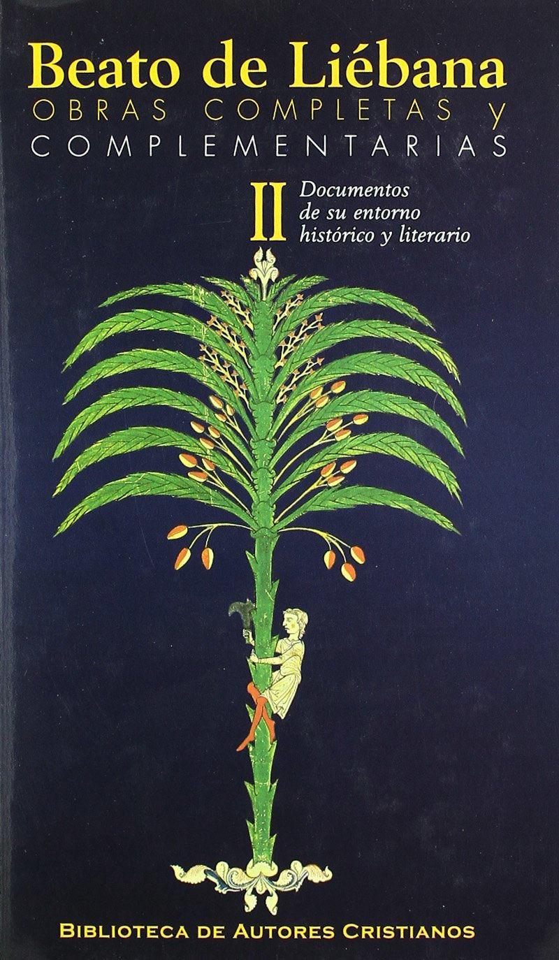 Obras completas y complementarias de Beato de Liébana. II: Documentos de su entorno histórico y literario: 2 Book Cover