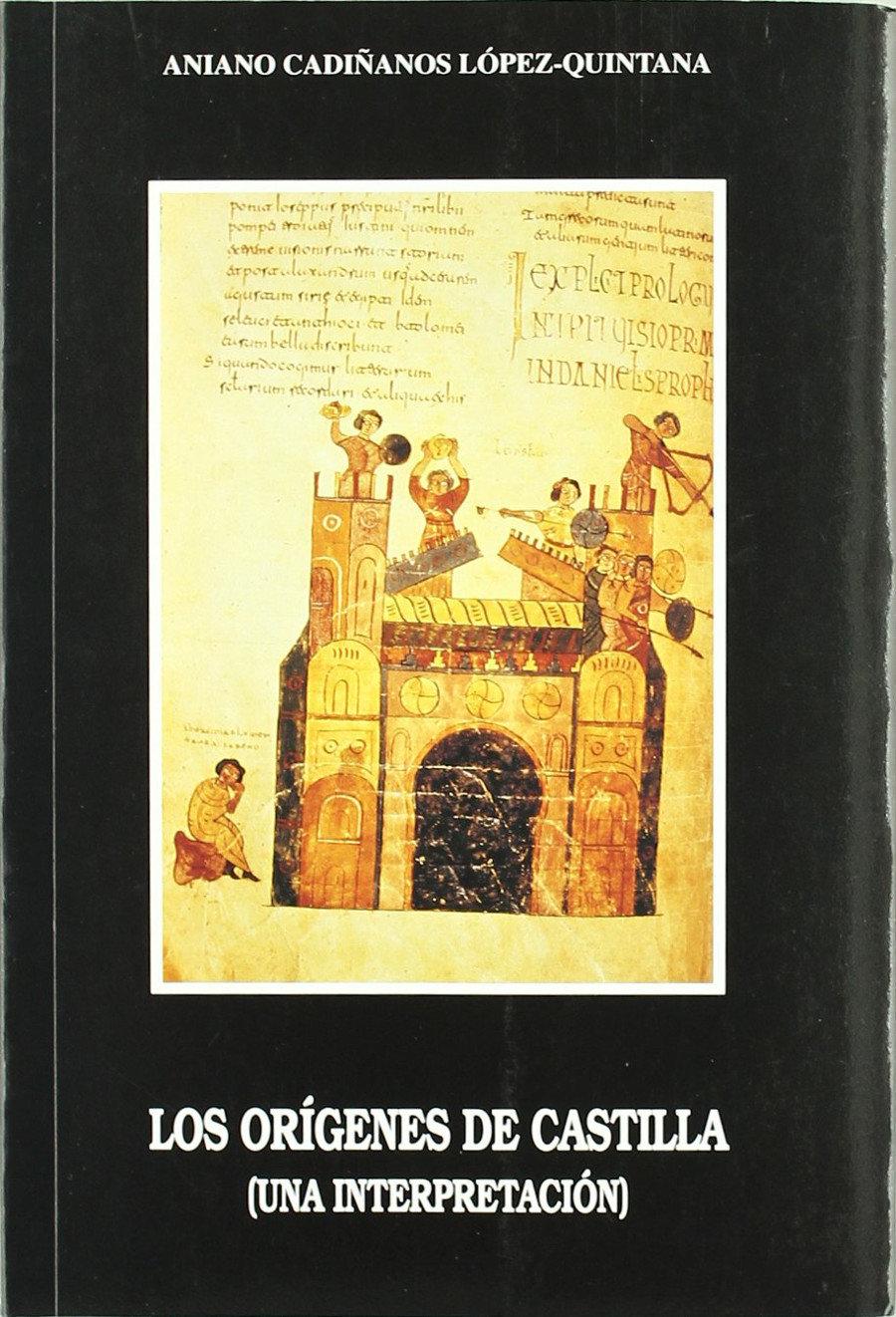 Los orígenes de Castilla (Una interpretación) Book Cover