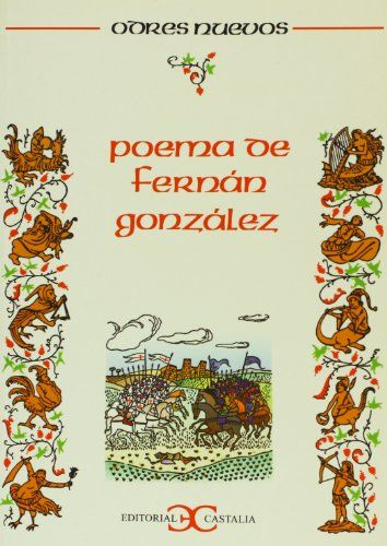 Poema de Fernán González (Col. Odres Nuevos) Book Cover