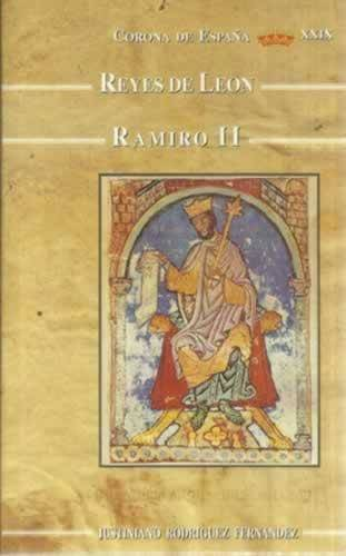 Ramiro II rey de León Book Cover