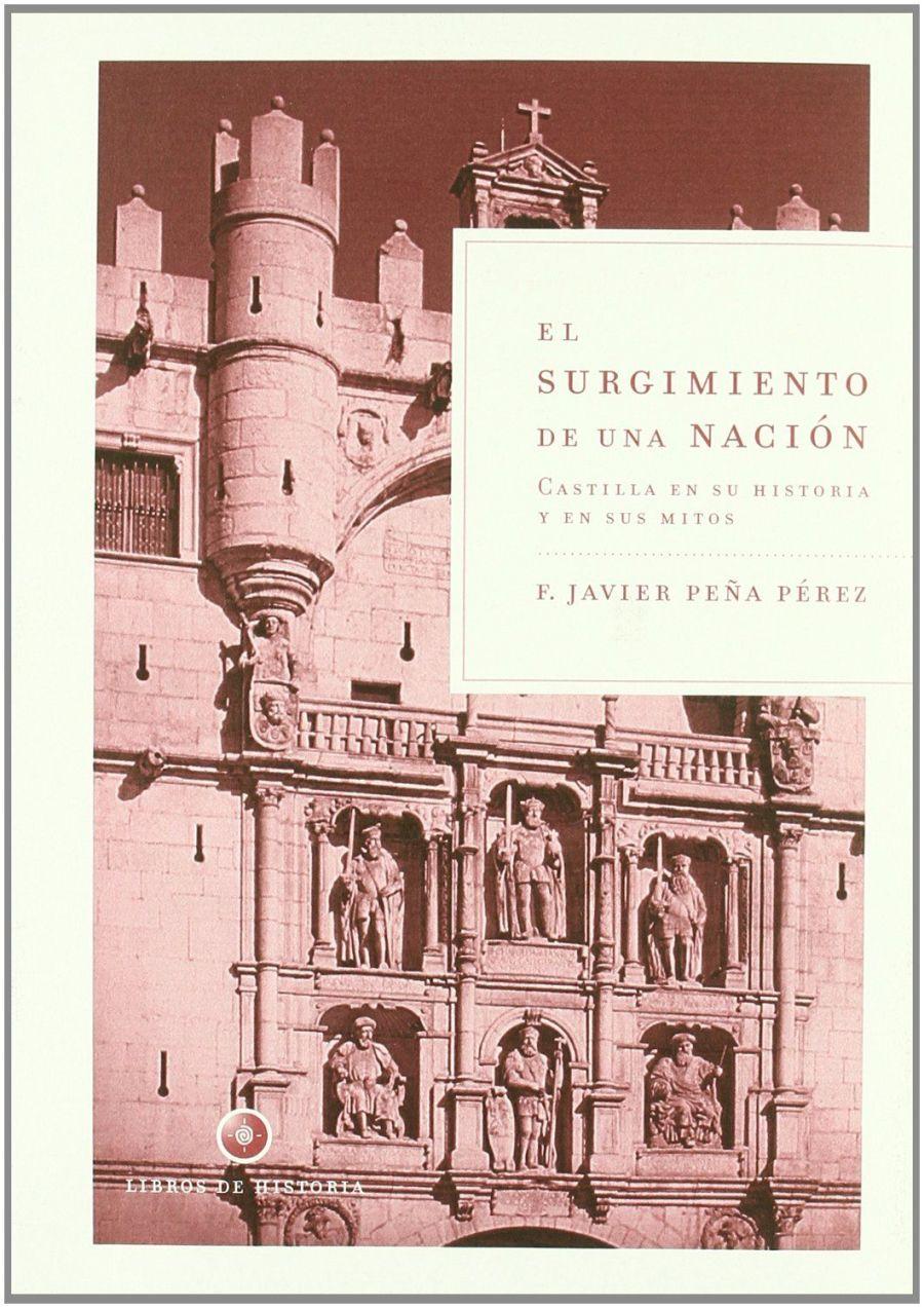 El surgimiento de una nación: Castilla en su historia y en sus mitos Book Cover