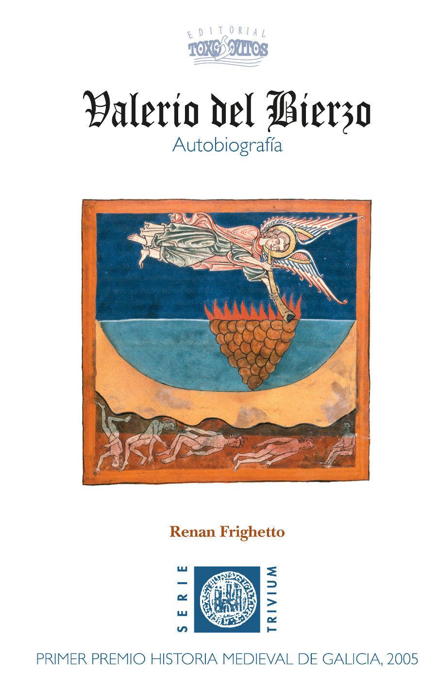 Valerio del Bierzo: Autobiografía Book Cover