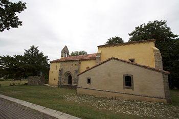 Santa Eulalia de Abamia