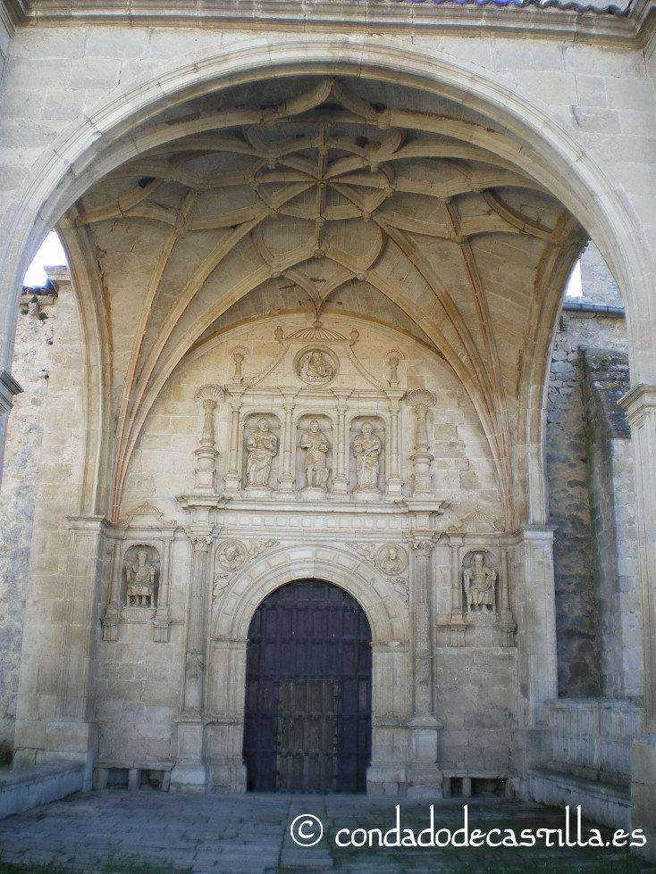 Iglesia de San Juan Bautista de Bisjueces