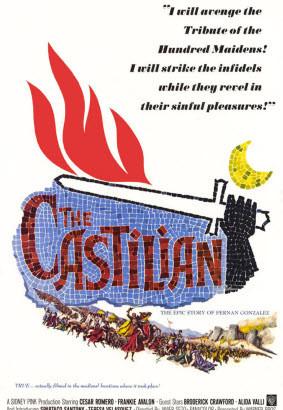 Poster The Castillian