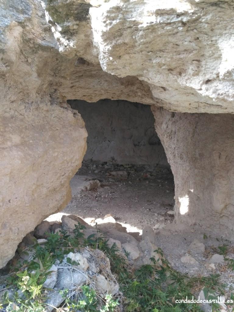 Entrada cueva central