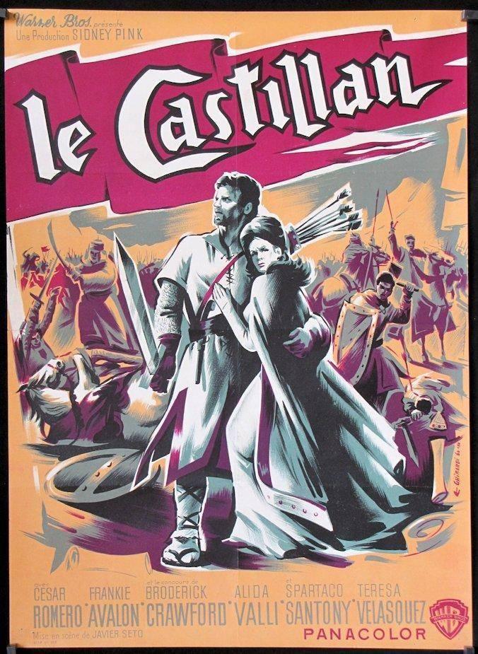 Versión francesa Le Castillian
