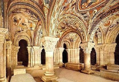 Panteón de Reyes en San Isidoro de León
