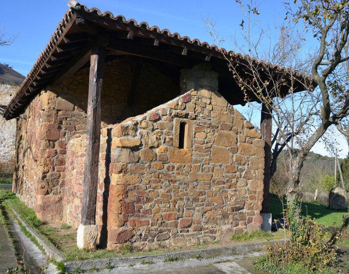 Ábside de San Pedro de Abrisqueta
