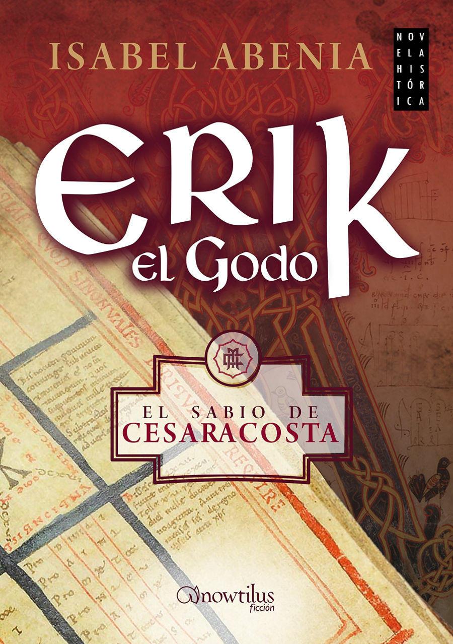 Erik el godo Book Cover