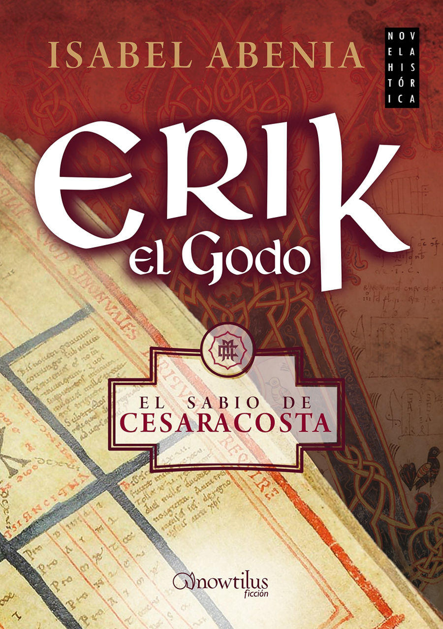Erik el godo Book Cover