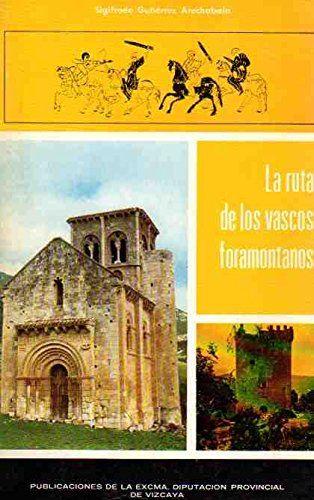 La ruta de los vascos foramontanos Book Cover