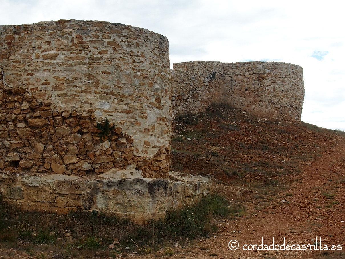 Torres fortaleza de Tedeja
