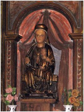Virgen del Negro Día.
