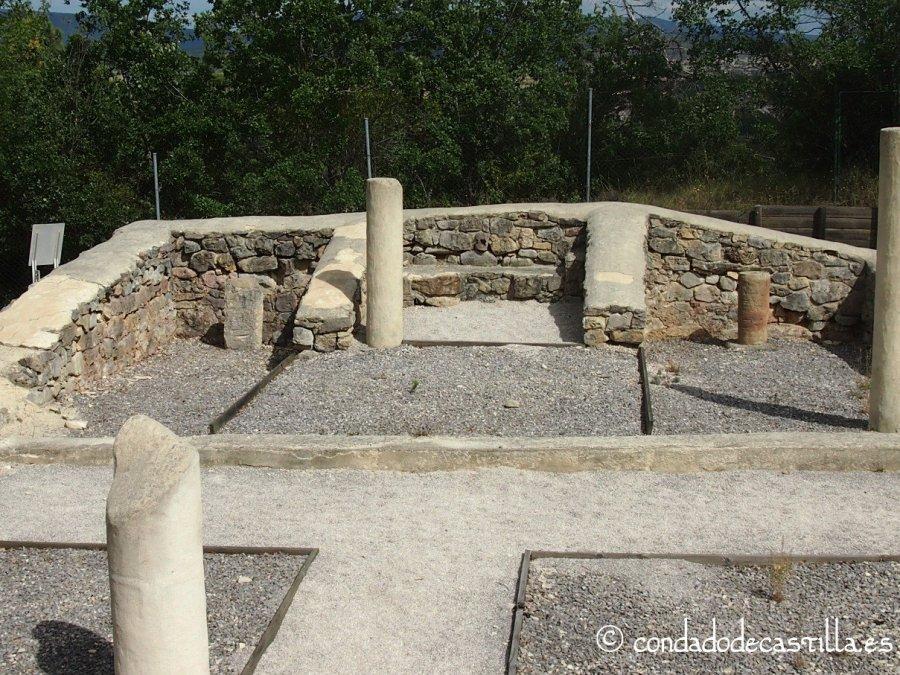 Cabecera de Santa María de Mijangos
