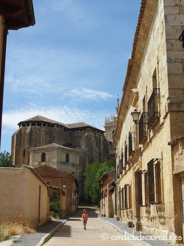 Casco histórico de Támara de Campos
