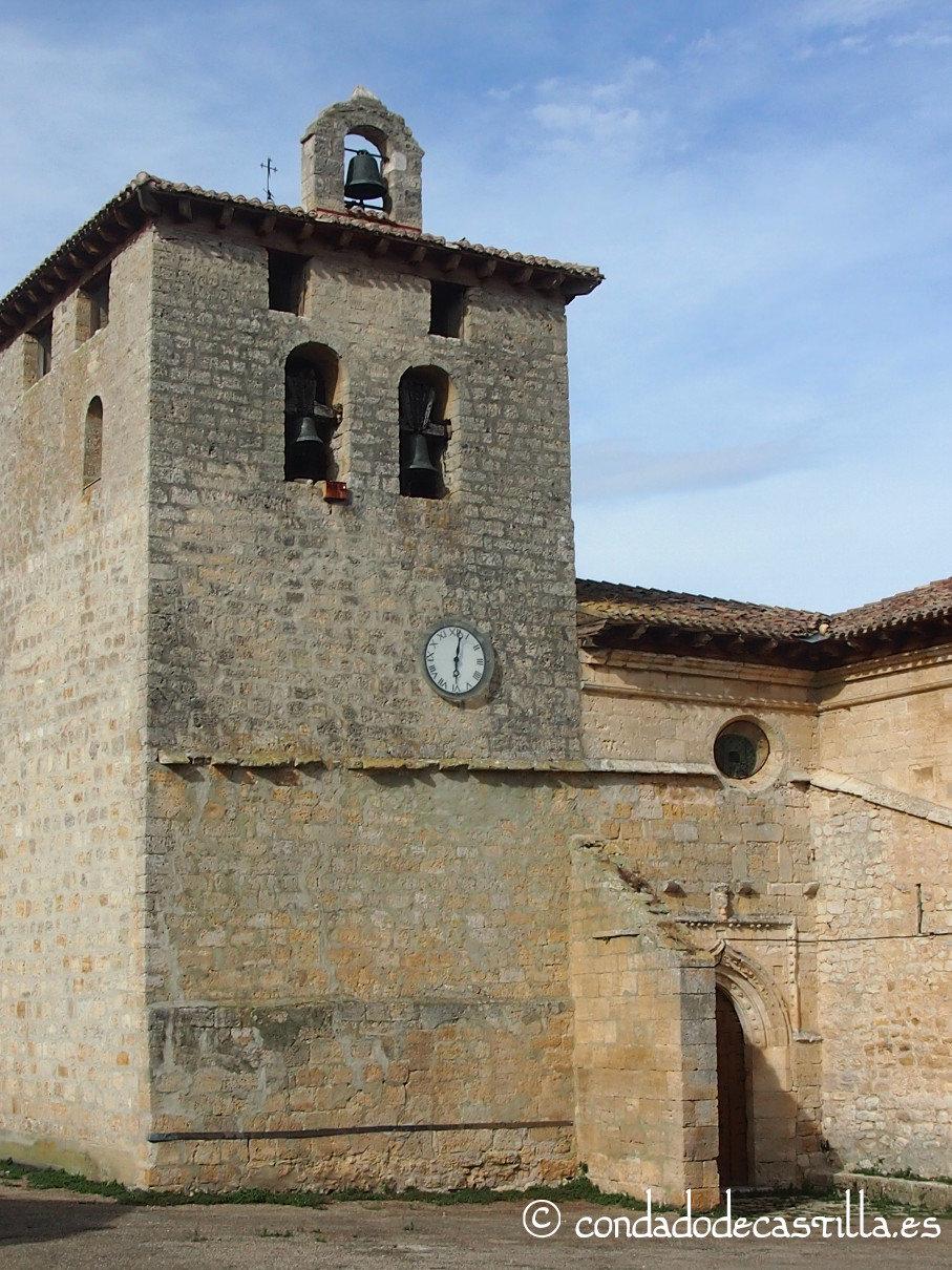 Iglesia de la Asunción de Tamarón (burgos)