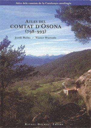 Atles del Comtat D'Osona (798-993) Book Cover