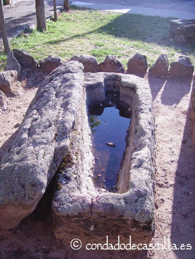 Tumba 1 necrópolis Santa María de Salas de los Infantes
