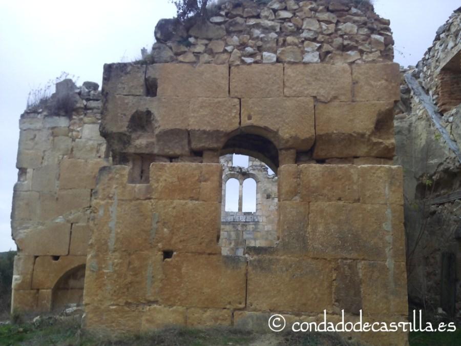 Ábside prerrománico de San Pelayo de Arlanza