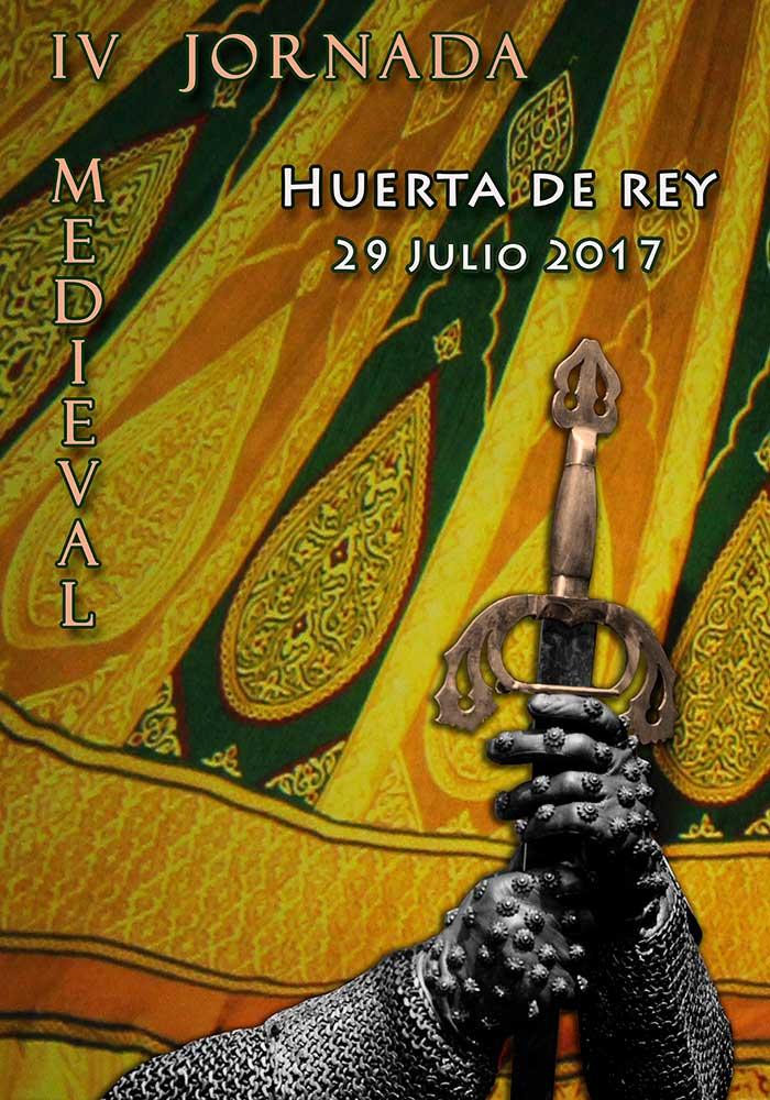 IV Jornada Medieval El Cid pasó por Huerta 2017