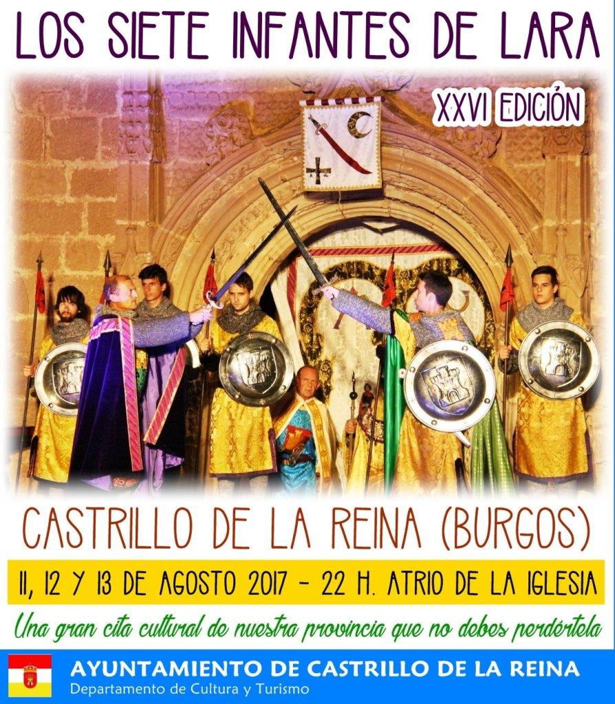 XXVI Representación de los siete Infantes de Lara en Castrillo de la Reina