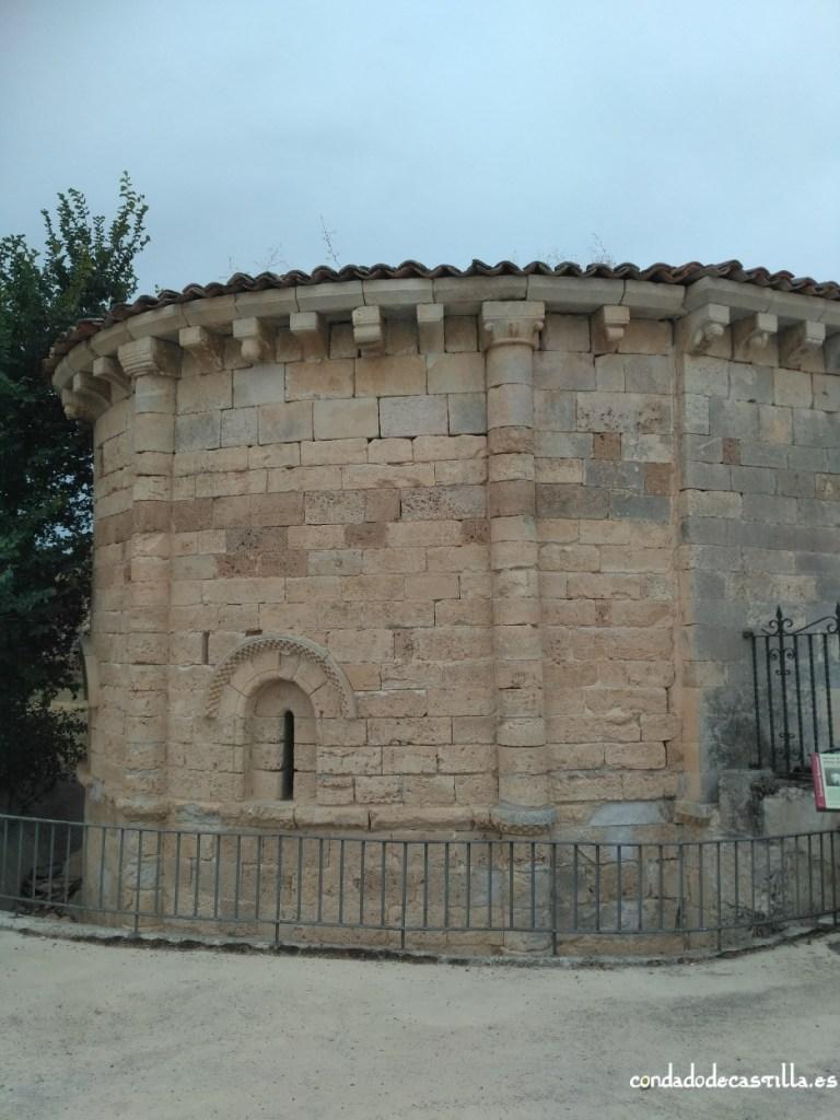 Ábside de Santa María de Cárdaba