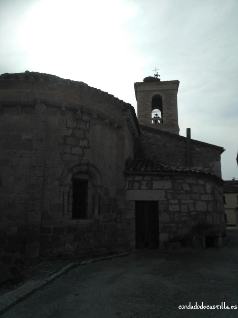 Iglesia de San Martín de Tours en Sacramenia