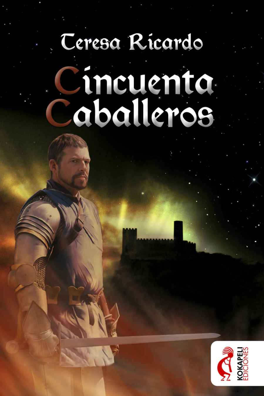 Cincuenta caballeros Book Cover