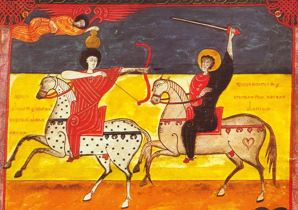 Pelayuelo: el caballo de Bermudo III