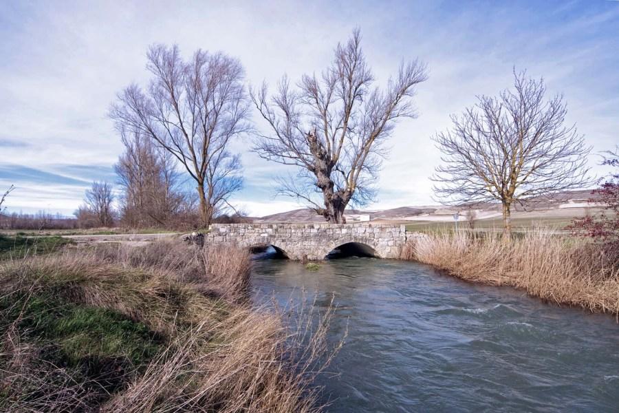 Puente de Hornillos del Camino (Burgos)
