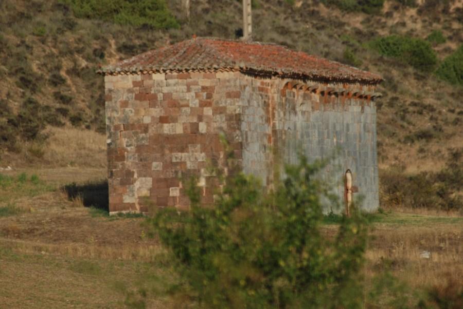 Ábside San Juan de Barbadillo